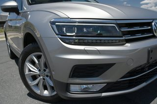 2017 Volkswagen Tiguan 5NA 162 TSI Highline Grey 7 Speed Auto Direct Shift Wagon.