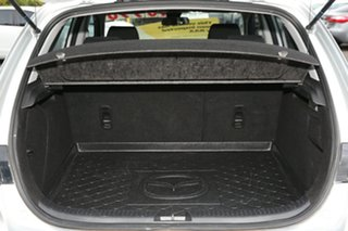 2008 Mazda 3 BK10F2 Maxx Sunlight Silver 4 Speed Sports Automatic Hatchback