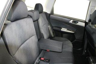2008 Subaru Forester S3 MY09 X AWD White 5 Speed Manual Wagon