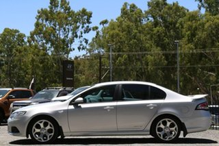 2012 Ford Falcon FG MkII XR6 Silver 6 Speed Sports Automatic Sedan