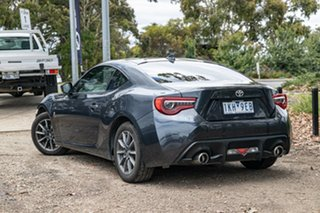 2017 Toyota 86 ZN6 GT Dark Grey 6 Speed Sports Automatic Coupe.