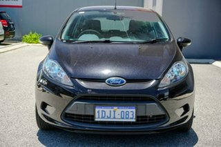 2010 Ford Fiesta WS CL Black 5 Speed Manual Hatchback