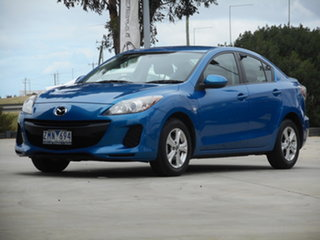 2012 Mazda 3 BL10F2 MY13 Neo Activematic Blue 5 Speed Sports Automatic Sedan.