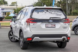 2020 Subaru Forester S5 MY20 Hybrid S CVT AWD Crystal White Pearl 7 Speed Constant Variable Wagon.