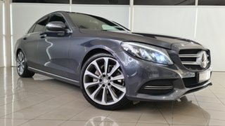 2015 Mercedes-Benz C-Class S205 C250 BlueTEC Estate 7G-Tronic + Grey 7 Speed Sports Automatic Wagon.