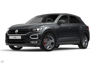 2020 Volkswagen T-ROC A1 MY20 140TSI DSG 4MOTION Sport Grey 7 Speed Sports Automatic Dual Clutch.