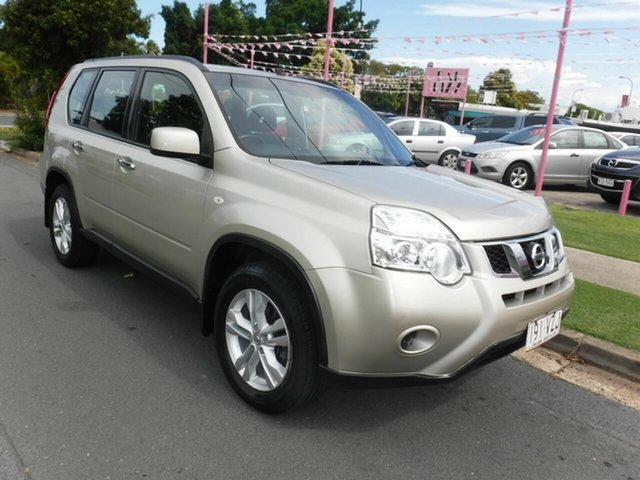 Used Nissan X-Trail T31 ST Margate, 2012 Nissan X-Trail T31 ST Gold Automatic Wagon