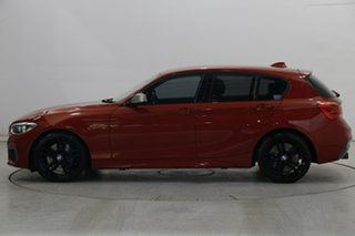 2018 BMW 1 Series F20 LCI-2 M140i Red 8 Speed Sports Automatic Hatchback.