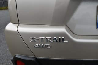 2012 Nissan X-Trail T31 Series IV ST Gold 1 Speed Constant Variable Wagon