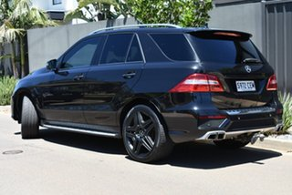 2014 Mercedes-Benz M-Class W166 ML63 AMG SPEEDSHIFT DCT Black 7 Speed Sports Automatic Dual Clutch.