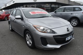 2012 Mazda 3 BL10F2 Neo Activematic Billet Silver 5 Speed Sports Automatic Hatchback.