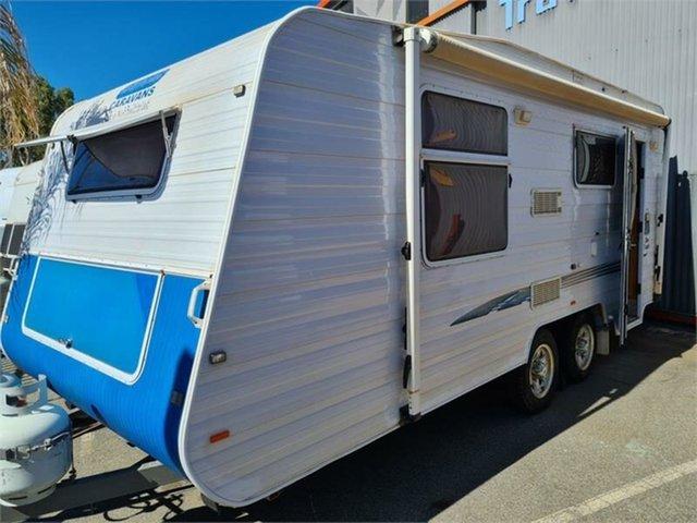 Used Bellevue, 2009 Western Tuart Caravan