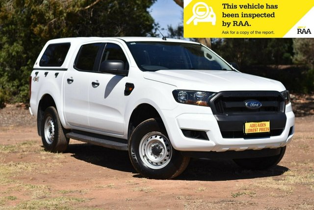 Used Ford Ranger PX MkII XL Melrose Park, 2017 Ford Ranger PX MkII XL White 6 Speed Sports Automatic Utility