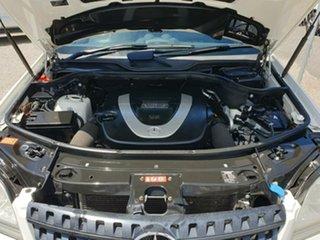 2005 Mercedes-Benz M-Class W164 ML350 White 7 Speed Sports Automatic Wagon