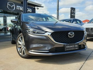 2020 Mazda 6 GT Grey 6 Speed Automatic Wagon
