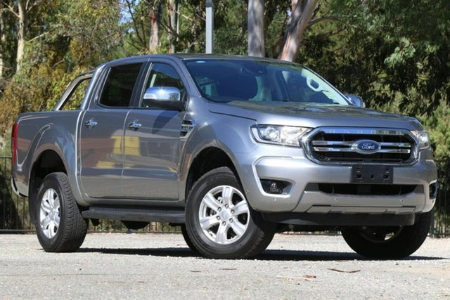 Used Ford Ranger PX MkIII 2019.00MY XLT Clare, 2019 Ford Ranger PX MkIII 2019.00MY XLT Silver 6 Speed Sports Automatic Double Cab Pick Up