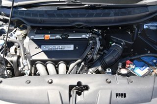 2006 Honda Civic 8th Gen Sport Blue 5 Speed Manual Sedan