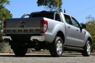 2019 Ford Ranger PX MkIII 2019.75MY XLT Silver 6 Speed Sports Automatic Double Cab Pick Up