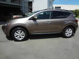 2011 Nissan Murano Z51 MY12 ST Beige Continuous Variable Wagon