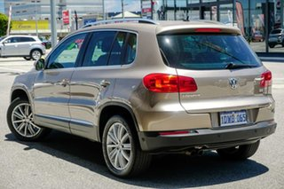 2012 Volkswagen Tiguan 5N MY12.5 155TSI DSG 4MOTION Beige 7 Speed Sports Automatic Dual Clutch Wagon.