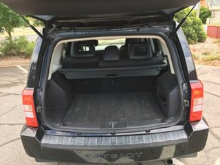 2010 Jeep Patriot MK MY2010 Sport Black 5 Speed Manual Wagon