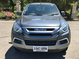 2017 Isuzu MU-X MY17 LS-M Rev-Tronic 4x2 Silver 6 Speed Sports Automatic Wagon.