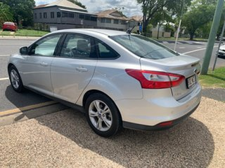 2013 Ford Focus Trend Silver 5 Speed Automatic Sedan.
