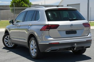 2017 Volkswagen Tiguan 5NA 162 TSI Highline Grey 7 Speed Auto Direct Shift Wagon.