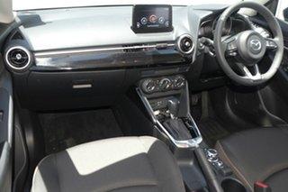 2020 Mazda 2 DL2SAA G15 SKYACTIV-Drive Pure Sonic Silver 6 Speed Sports Automatic Sedan