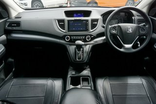 2016 Honda CR-V RM Series II MY17 VTi Blue 5 Speed Automatic Wagon