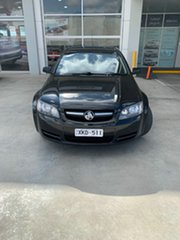 2009 Holden Ute VE MY09.5 Omega Black 4 Speed Automatic Utility.
