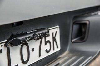 2012 Mazda BT-50 UP0YF1 XTR 4x2 Hi-Rider Silver 6 Speed Sports Automatic Utility