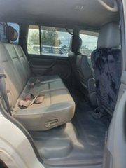2002 Toyota Landcruiser HZJ105R Standard White 5 Speed Manual Wagon