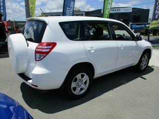 2011 Toyota RAV4 CV 2WD White 5 Speed Manual Wagon.