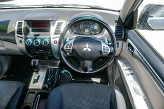 2012 Mitsubishi Challenger PB (KH) MY12 LS Silver 5 Speed Sports Automatic Wagon