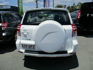 2011 Toyota RAV4 CV 2WD White 5 Speed Manual Wagon