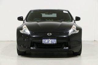 2009 Nissan 370Z Z34 Black 7 Speed Automatic Coupe.