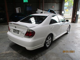 2004 Toyota Camry MCV36R Upgrade Sportivo White 4 Speed Automatic Sedan.