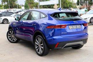 2018 Jaguar E-PACE X540 18MY Standard S Blue 9 Speed Sports Automatic Wagon.