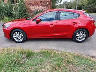 2014 Mazda 3 BM Series Maxx Red Sports Automatic Hatchback