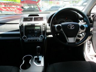 2014 Toyota Camry ALTISE Silver 4 Speed Automatic Sedan