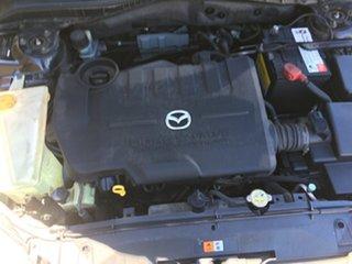 2005 Mazda 6 GG1031 MY04 Classic Black 4 Speed Sports Automatic Sedan
