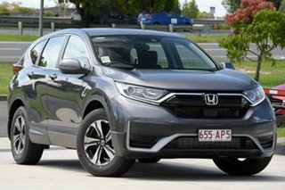 2020 Honda CR-V RW MY21 VTi FWD 7 Modern Steel 1 Speed Constant Variable Wagon.