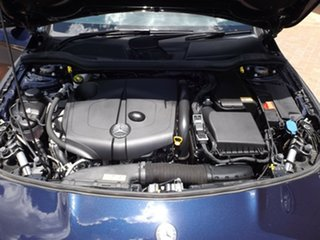 2016 Mercedes-Benz CLA-Class X117 807MY CLA220 d Shooting Brake DCT Blue 7 Speed
