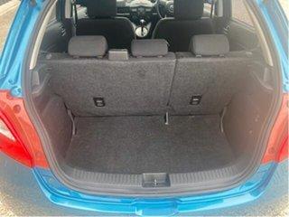 2011 Mazda 2 DE MY10 Maxx Blue 4 Speed Automatic Hatchback