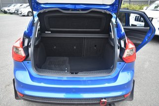 2012 Ford Focus LW Trend Blue 5 Speed Manual Hatchback