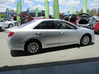 2014 Toyota Camry ALTISE Silver 4 Speed Automatic Sedan.
