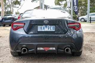 2017 Toyota 86 ZN6 GT Dark Grey 6 Speed Sports Automatic Coupe