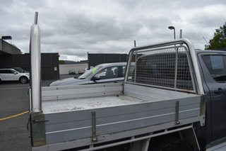 2012 Mazda BT-50 UP0YF1 XT Grey 6 Speed Manual Cab Chassis