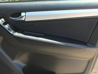 2017 Isuzu MU-X MY17 LS-M Rev-Tronic 4x2 Silver 6 Speed Sports Automatic Wagon